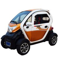 2019 High Quality New Model Hot-Selling Low Speed Electric Mini Car/3 Seats Electric Car