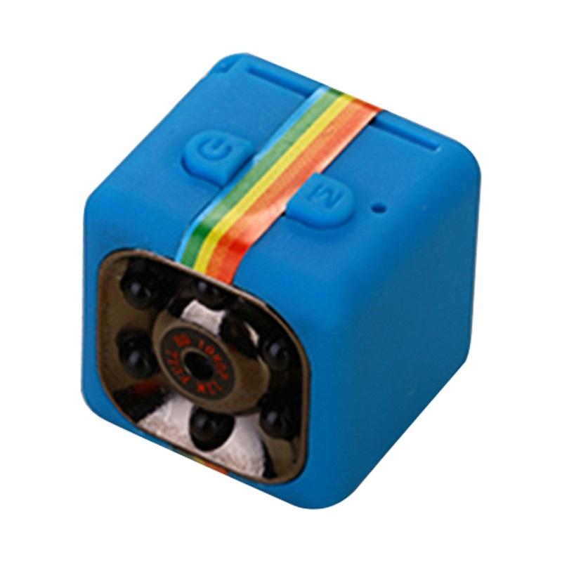SQ11 wifi камера FULL HD 960 P/1080 P ночное видение водонепроницаемый корпус CMOS сенсор Регистратор маленькая видеокамера SQ 11 оригинальная мини камера(Китай)