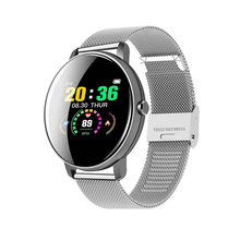 2020 новые модные фитнес Смарт-часы спортивные водонепроницаемые для iPhone/Android умные часы для мужчин и женщин трекер сердечного ритма артериал...(China)