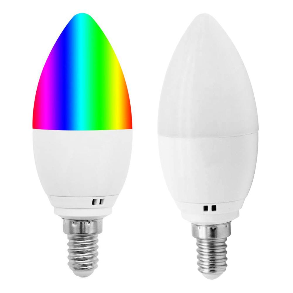 RGB bulb WiFi Wireless Led Lamp Light Bulb New Arrival Smart bulb App Remote Controlled led