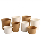 Ice Cream Amazon Top Seller 2020 ECO Friendly Kitchen Accessories Ice Cream Soup Cup Dessert Bowls Custom Disposable Kraft