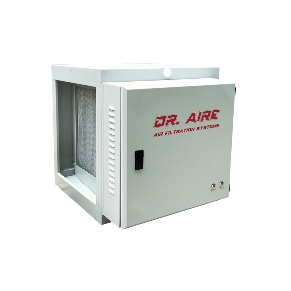 DR <strong>AIRE</strong> 98% Fume Removal Rate <strong>Ventilating</strong> Exhaust Fan With Smoke Filter For Commercial Kitchen Save 20% Cost