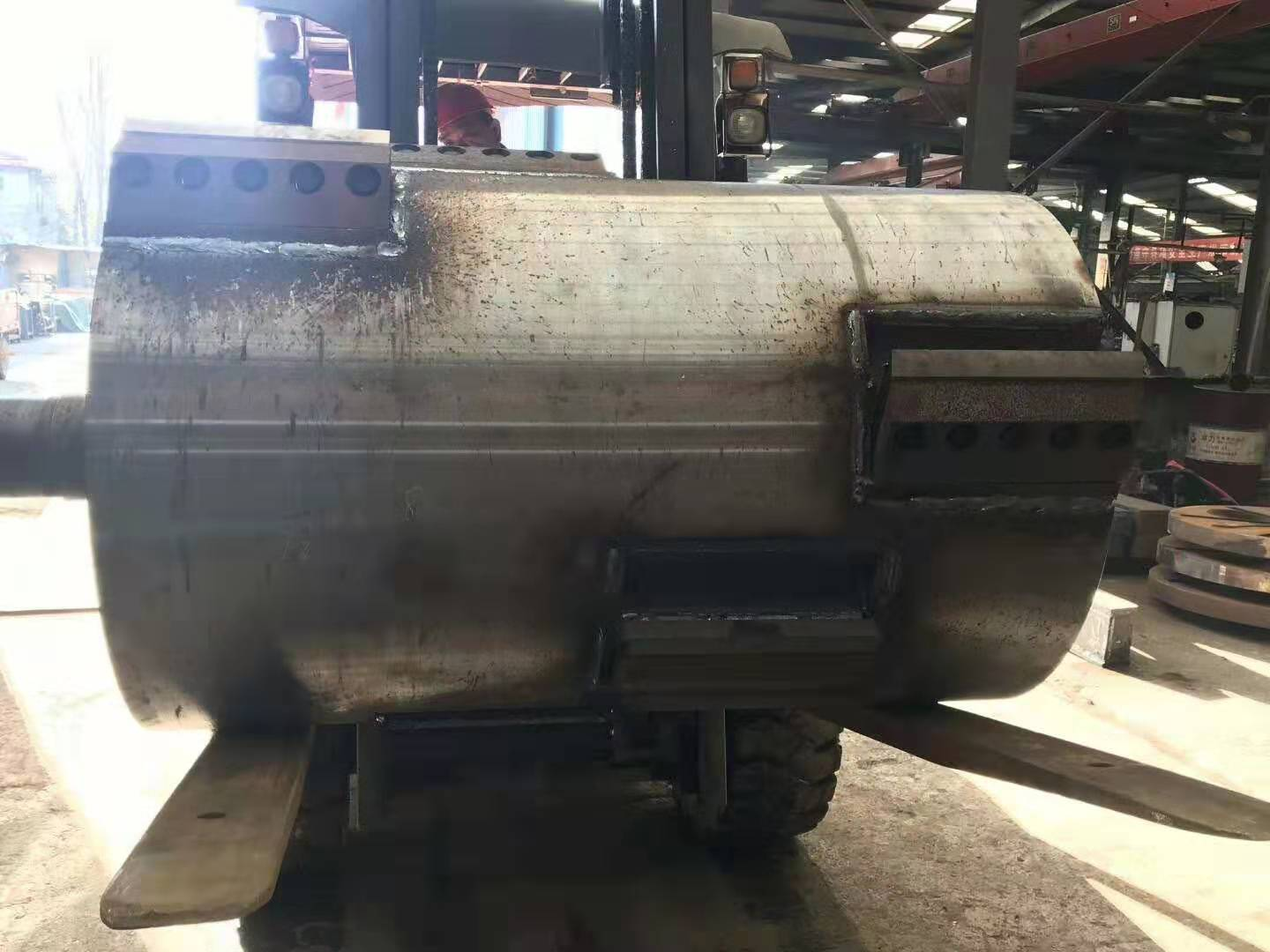 Shredder crusher machine chipper shredder machine Forestry machines