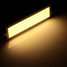 Светодиодный бусины, гравий DC 12V 14V COB светодиодные ленты светодиодный лампа 20 Вт источник света синий теплый холодный натуральный белый для ...(Китай)