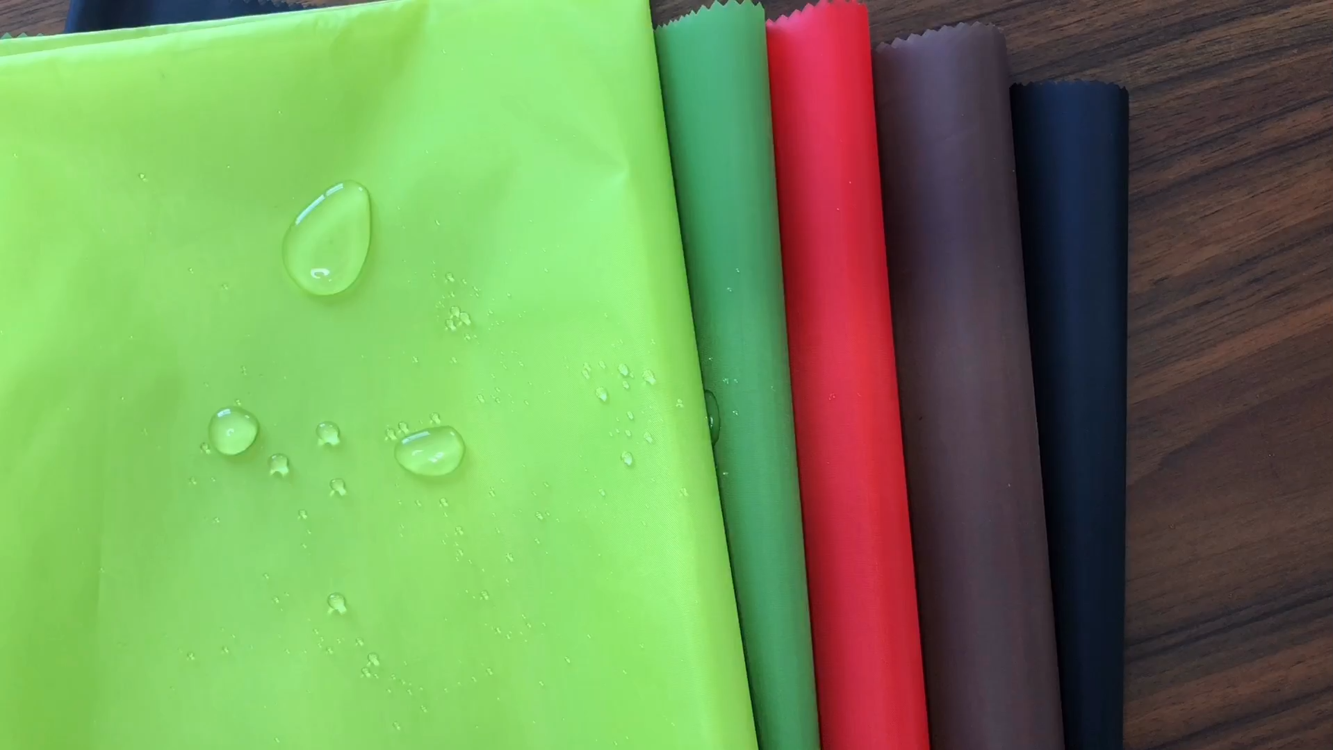 fire proof fabric 100% polyester taffeta  fabric