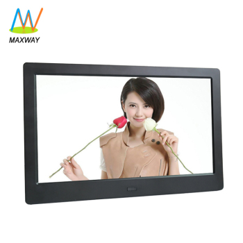 10 Inch Mini Small Supermarket Shelf Advertising Display Screen Digital Signage Lcd Video Player