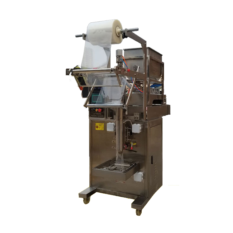 <strong>Sachet</strong> Powder Packing liquid <strong>water</strong> oil paste honey cream packing automatic filling machinery sealing <strong>machine</strong> with mixer