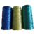 2200 Tex pp raffia pp fibrillated packing baler twine PP Material  agriculture twine
