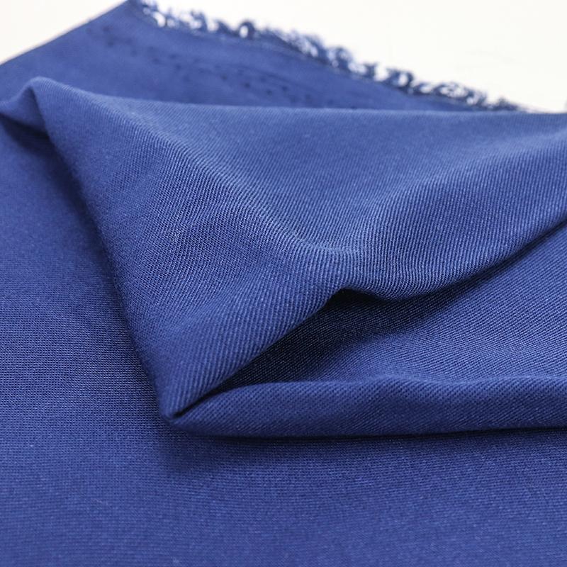 Hot Sale Factory Rayon Twill Cotton Fabric Twill