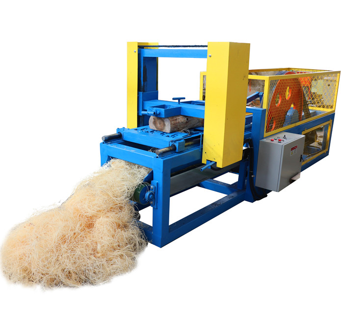 Wood wool excelsiormachine for <strong>chicken</strong> nesting pad