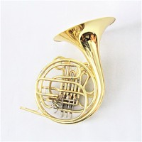 High end French Horn for orchestra play best selling Chinese factory brass instruments wind instrument