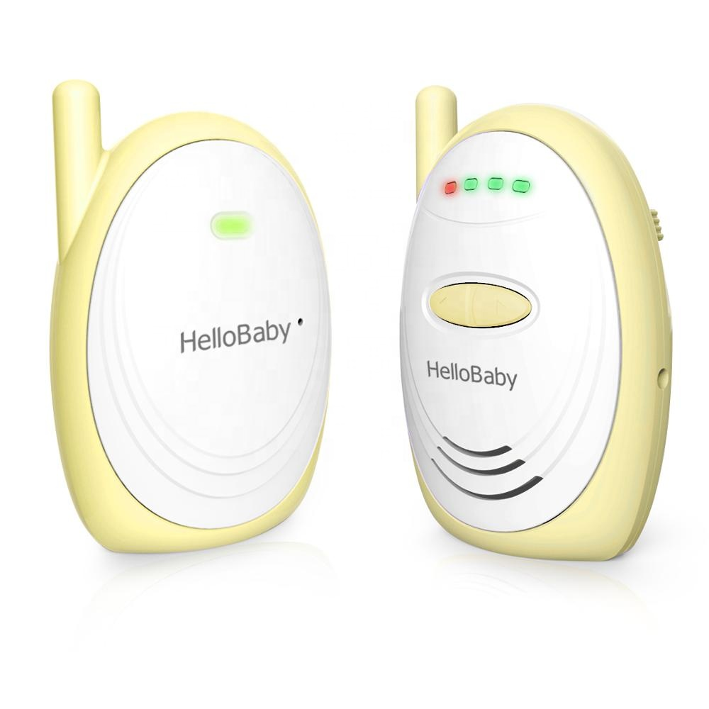 Videotimes digital two way talkback audio baby monitor