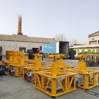 China Double wheel gold grinding wet pan mill machine price list