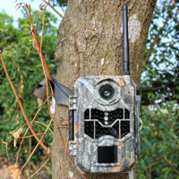 New Arrival 20MP 1080P Resolution MMS 3G Night Vision Hunting Trail Camera GPRS