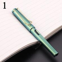 1 шт. 0,38/0,5 мм Положительные ручки красочные Звездные чернила Sac авторучки для детей, школьные канцелярские принадлежности, корейские канцел...(Китай)