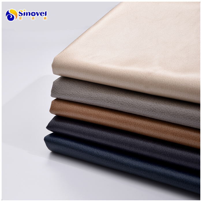 100%Polyester Material Bronzed Suede Fabric For Sofa
