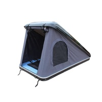 wholesale Playdo Travelling Tour Car Awning Hard Shell Rooftop Tent Foldable Car Roof Top Tent with awning annex locked room