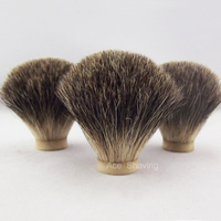 2019 Hot Sale Classical Mixed Badger Cheap Animal Hair Shaving Brush Knot 26mm