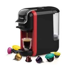 Итальянский Эспрессо Электрический Кофе Капсульная машина 3 в 1 для Nestle капсулы кухонные приборы 19 бар кофемашина Sonifer(Китай)
