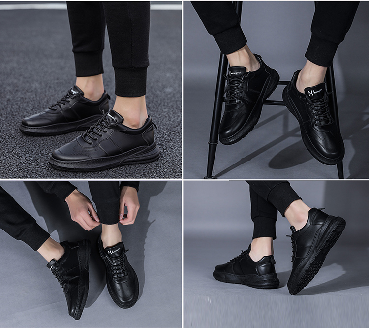 Hot selling anti-skid fashion sports sneakers men shoes casual