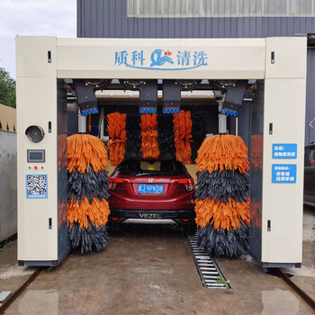 China factory direct supply brush-type car washing machine with good price