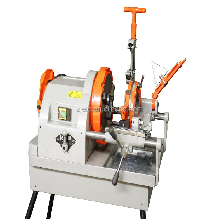 ZT-R6 Factory Price Newest 1100W  2 1/2-6  Electric Pipe Threading Machine