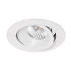cheap price new aluminium cob adjustable recess hotel anti-glare ceiling dimmable 230v light lamp led mr16 downlight fixture