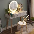 Dressing Table Dressing Table Dressing Table Nordic Bedroom Small Apartment All Solid Wood Dressing Table