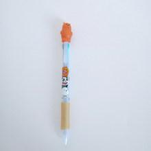 3 шт./лот 0,5 мм Канцтовары для студентов в Корейском стиле силиконовый школьные принадлежности три медведя из мультфильма три Цвет дизайн ша...(Китай)