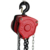 manufacturer wholesale 20T with CE certificate hand chain hoist operation