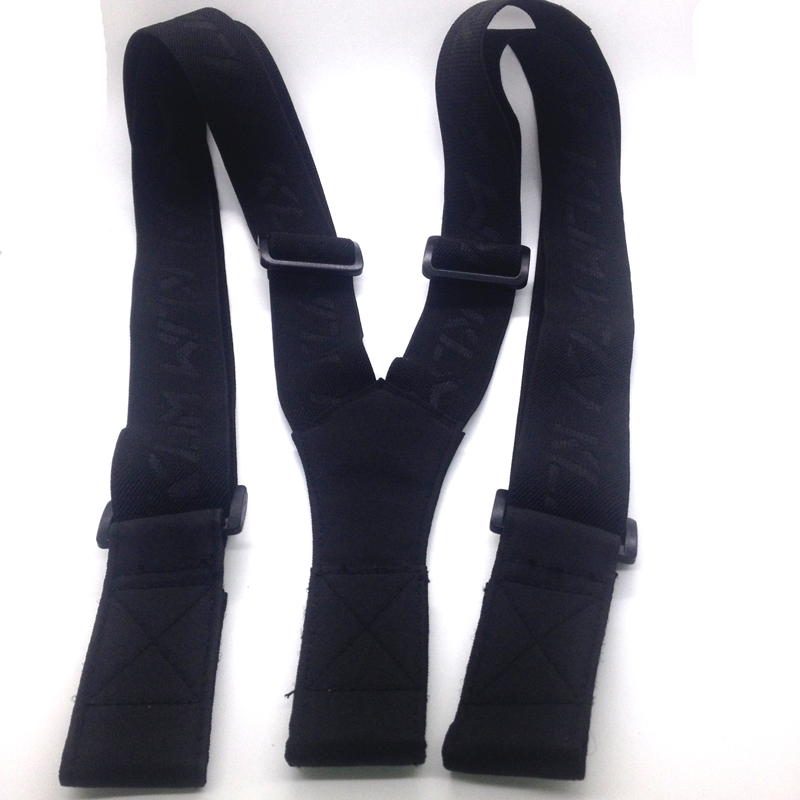 Customized <strong>Mens</strong> Plain Black Elastic <strong>Suspenders</strong> Adjustable Elastic Braces with Strong Bartack sewing holders