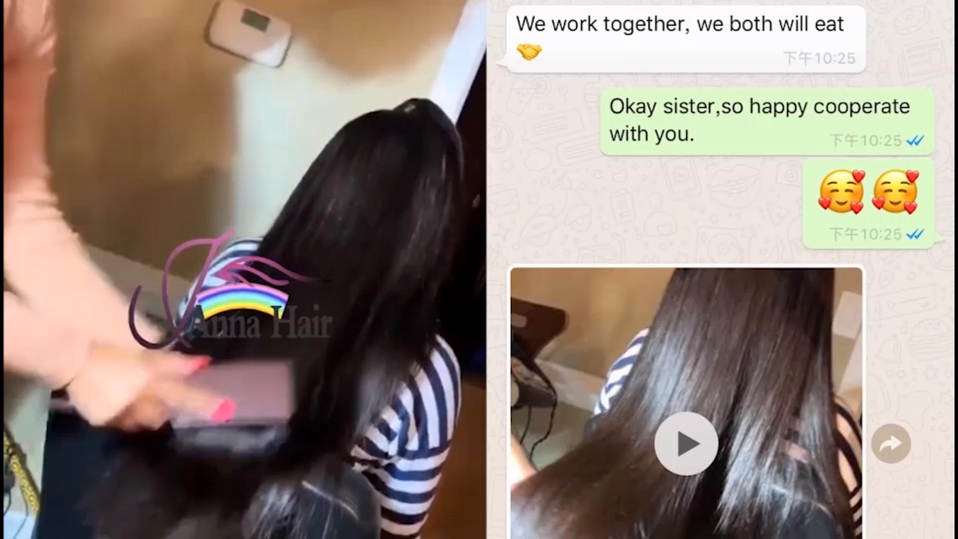 Sampel Gratis Wig Frontal Renda Swiss Transparan, Rambut India Virgin Mentah Kutikula Selaras, Wig Rambut Manusia Mentah