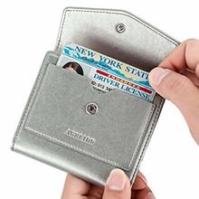 Женский кошелек, кошельки, сумки для денег, держатель для карт, маленький кожаный кошелек из искусственной кожи для женщин(Китай)