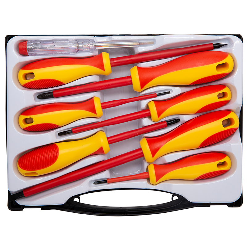 WEDO VDE AC 1000V Insulated Tools Set-8pcs