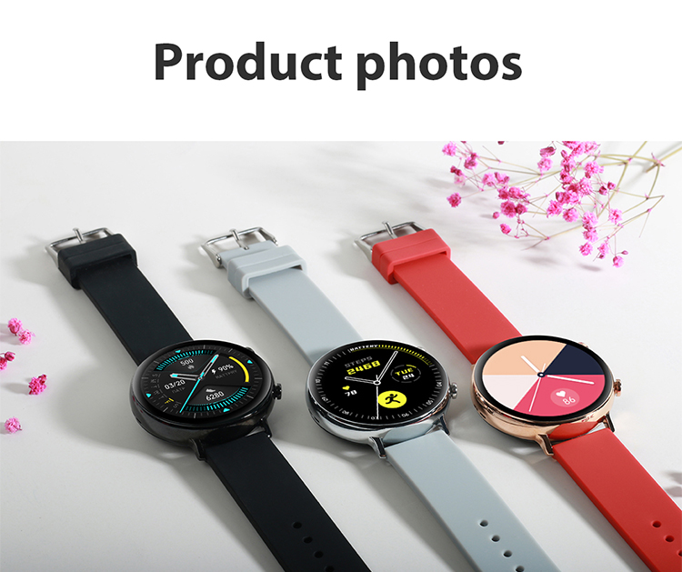 GW33 Smart Wristband Blue Tooth Answer Call Smartwatch IP68 Waterproof Heart Rate Monitoring Smart Watch GW33