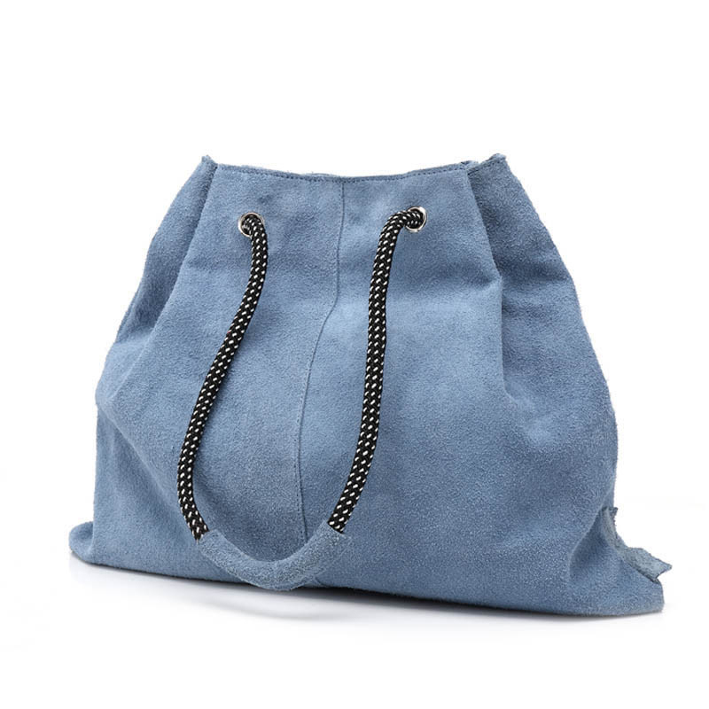 product-Women Vintage Genuine Leather BagSoft Cowhide Shoulder Tassels Bag-GF bags-img