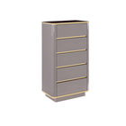 Modern Wooden furniture 5 Drawer Chest Cloth Cabinet,Five Chest Drawer Furniture In Bedroom