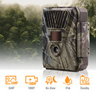Camera Cheap 24MP Wild Deer Hunting Animal Trap Battery Powered No Glow Game Camera