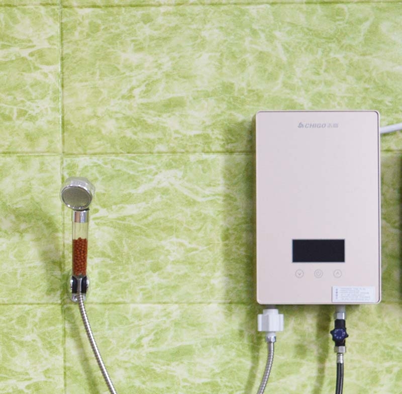 Shower Tankless Electrical Water Heater