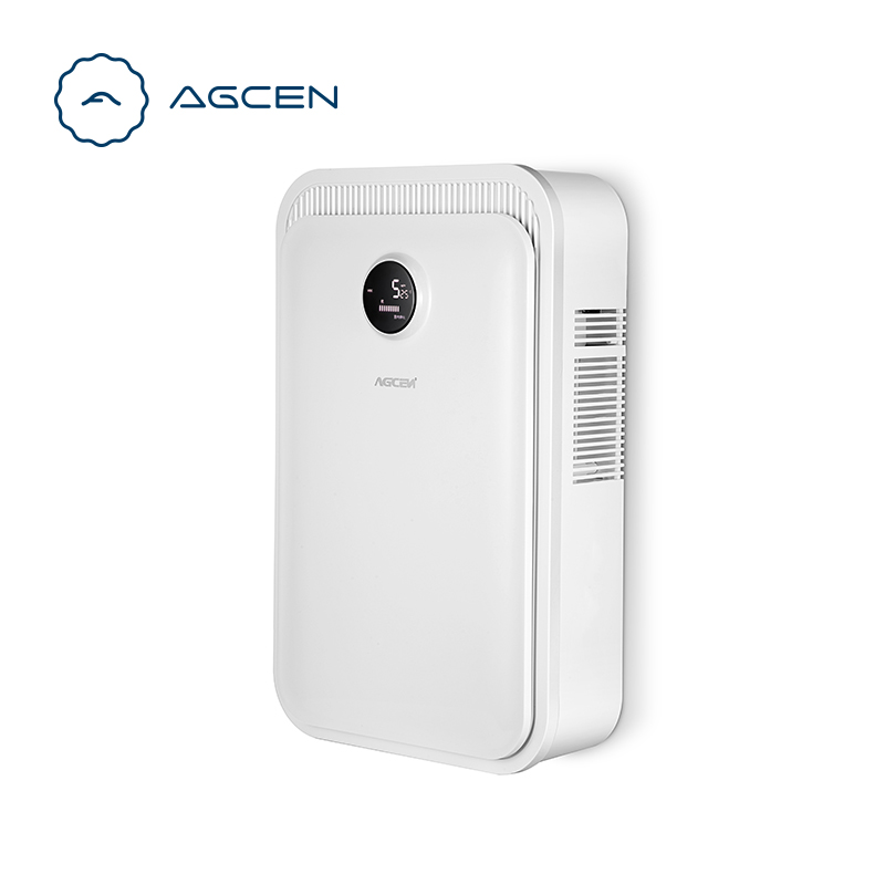 Agcen fresh air handling unit with total energy exchange core