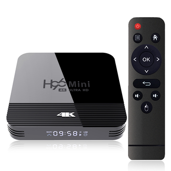 Best android box tv 2g 16g install free play store app goole play download tvbox H96 mini H8 android tv set-top box