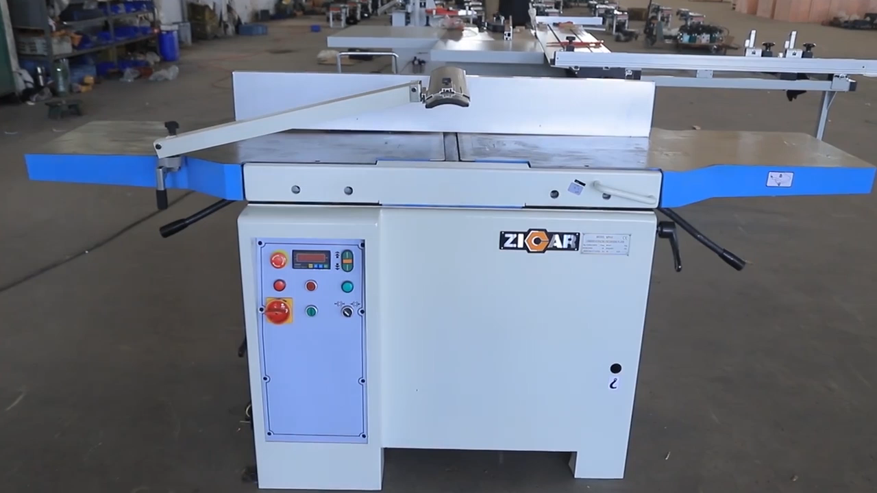 Woodworking Planer and Thicknesser combination machine MP410,410mm planing width, with CE
