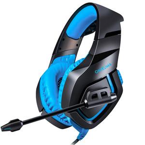 Onikuma K1B Stereo Gaming Headphone Headset for Xbox One PS4