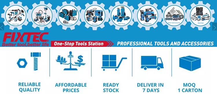 "FIXTEC Hand Tools 4""/5""/6""/8"" Light Duty Bench Vise/Vice"