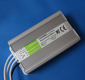 Constant voltage Ip67 waterproof led power supply 12V 24V led driver