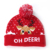 Winter Knitted Hat Xmas Festival Hat Christmas Hat