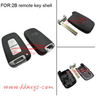 Hyundai 2/3 Buttons Smart Remote Key Shell