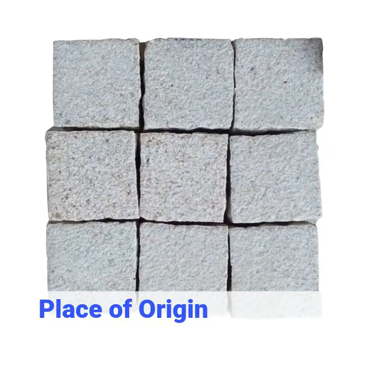 Products Supply Granite Paving Stone G682, Pavers Factory Sale Driveway Stone@