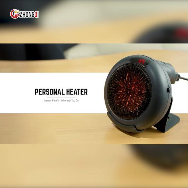 गर्म बिक्री घर प्रशंसक हीटर बिजली छोटे पोर्टेबल इलेक्ट्रिक रूम हीटर