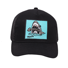 GZ Leverancier Hot Koop Borduren <span class=keywords><strong>Shark</strong></span> Logo Cap Hoed